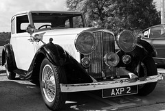 1934 Bentley 3-1/2 Litre (# B26AH) James Young Fixed Head Coupé