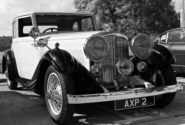 1934 Bentley 3-1/2 Litre (# B26AH) James Young Fixed Head Coupé