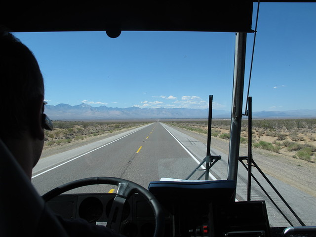 Active Mammoth Bus Trip