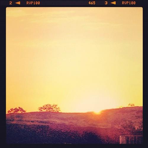 Sun A Rise