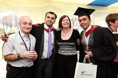 Postgraduate Graduation - 27th March 2012 - ceremony one