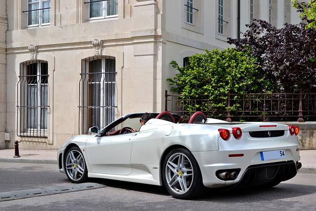 Ferrari F430 Spider (F131)
