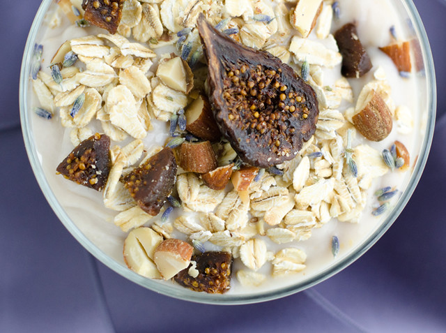 Fig and Lavender Muesli by Mary Banducci 4