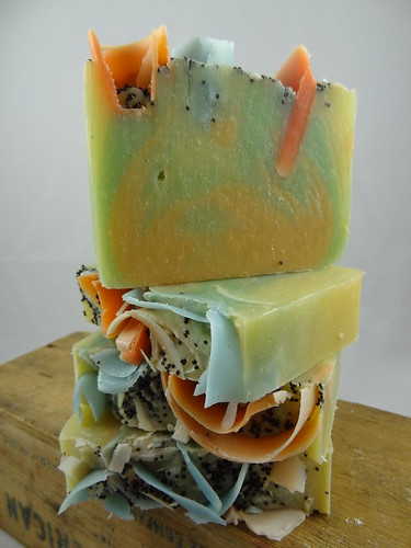 Sun and Sand Soap June 2012 (6)