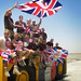 902 EAW Personnel Celebrate Queen's Diamond Jubilee in Middle East