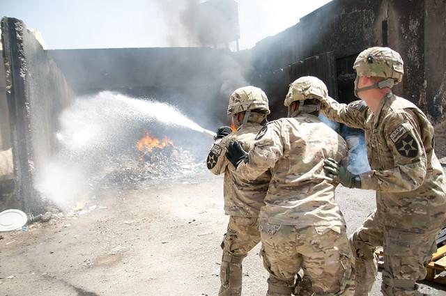 Fire training   Flickr - Photo Sharing!