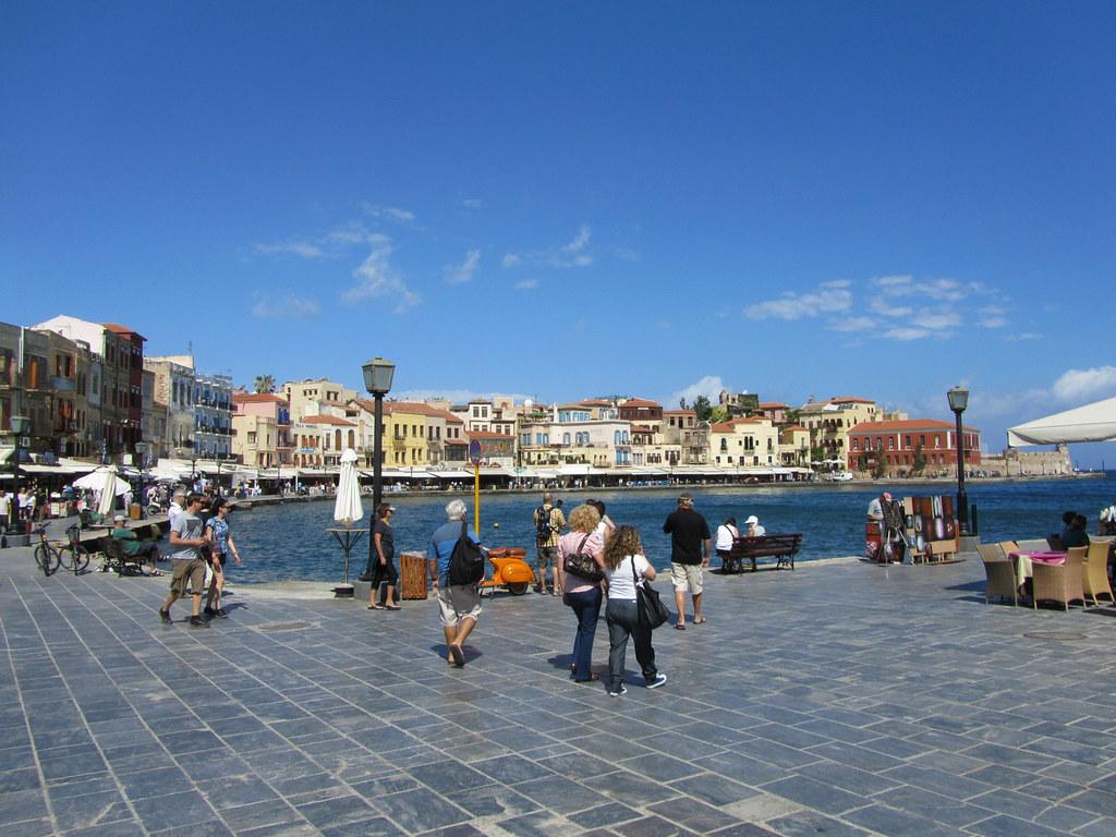 Chania (Khania) Crete