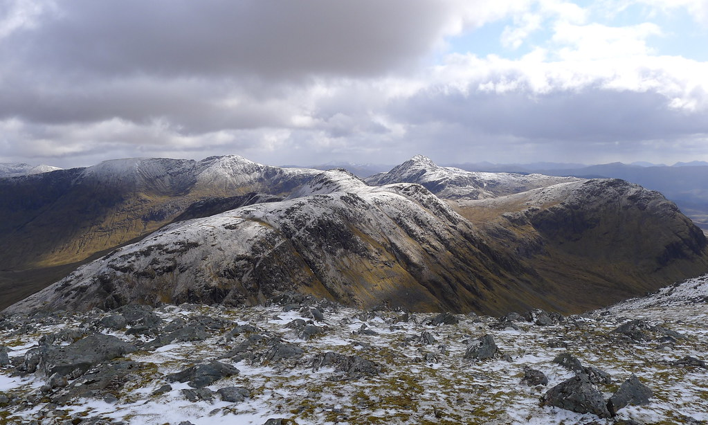 The West Monar Hills