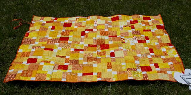 TwitterBee Picnic Blanket!