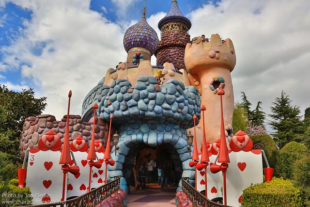 DLP April 2012 - Exploring Alice's Curious Labyrinth