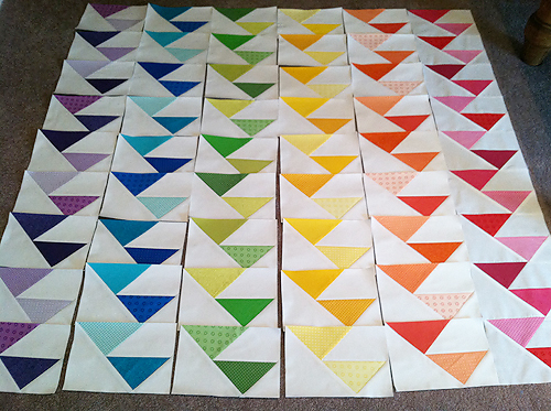 Cutting Edge Paper Pieced Blocks