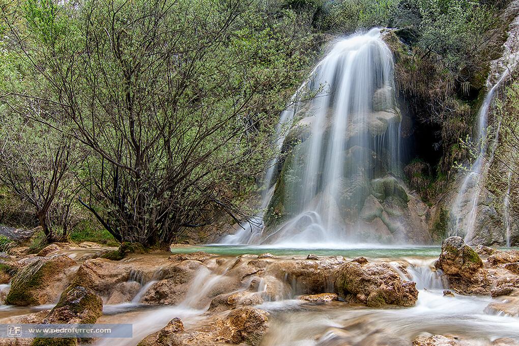 Cascada-el-Tobazo---pozo-verde