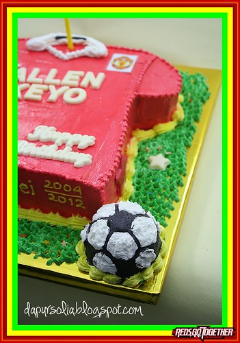 Keyo Birthday Cake