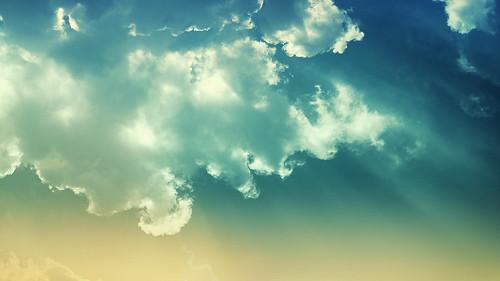 [フリー画像素材] 自然風景, 空, 雲 ID:201205211200