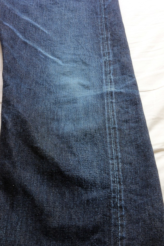 MOMOTAROU Jeans 20th May 2012 (330days)