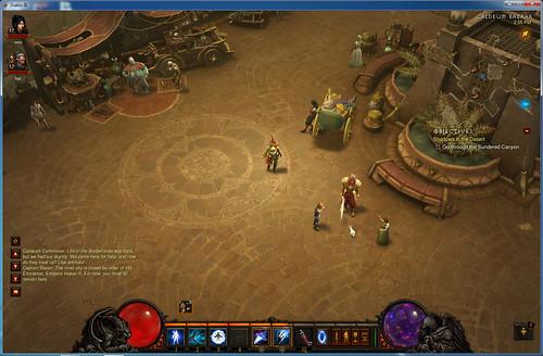 Diablo III bunny