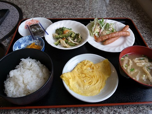 朝食 2012.05.01