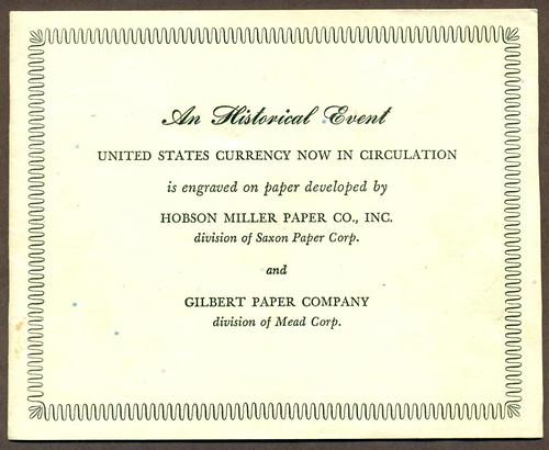 Gilbert Paper