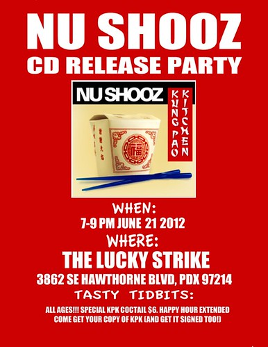 Nu Shooz Record Release @ Lucky Strike