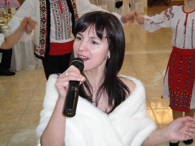 Svetlana Dolgov si formatia REAL LIVE