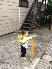 朝散歩 (2012/6/3)