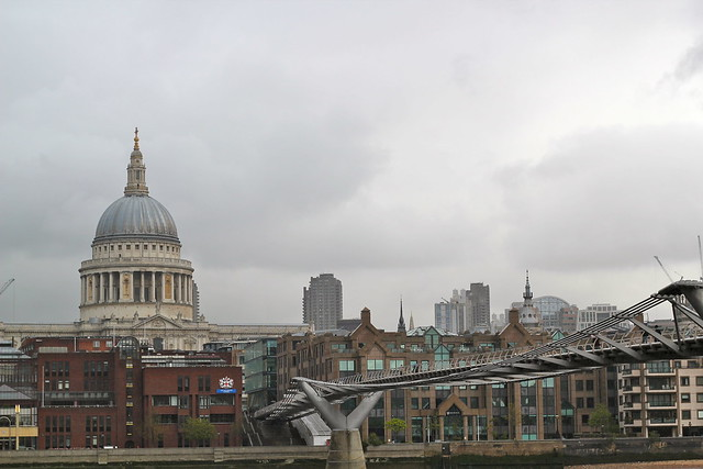 St Paul's from the Tate Modern