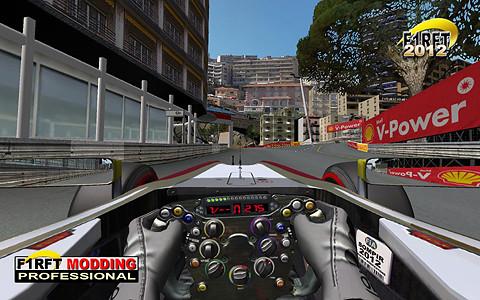 [rFactor] F1RFT 2012 Hispania InGame 02 W480