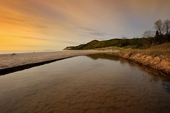 """Otter Creek"" Sleeping Bear Dunes National Lakeshore by Michigan Nut"