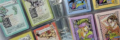 ジョジョメモリアルカード