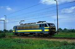 * Belgien  Baureihe 21  New Scan