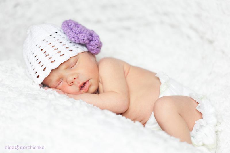 Софья, 10 дней. Новорожденные двойняшки