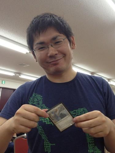 LMC Chiba 419th Champion : Matoba Takashi