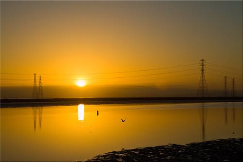 ca city summer marina sunrise bay san francisco day clear solstice 100views redwood slough westpoint 3149