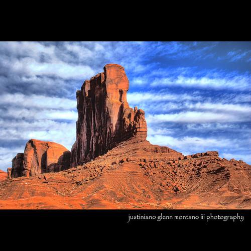 arizona monument utah sandstone butte glenn camel valley hdr montano justiniano