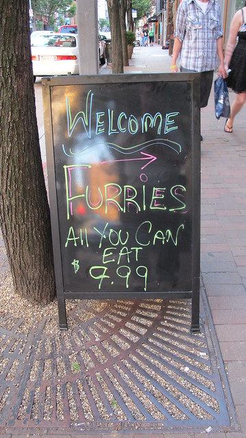 Furries - All You Can Eat