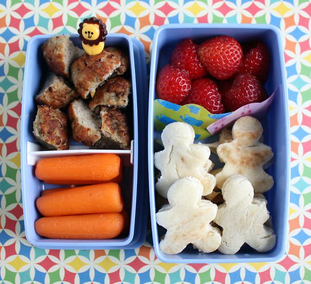 Preschool Bento Box #289
