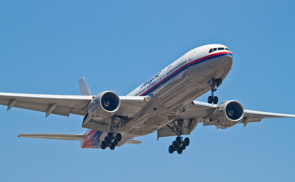 Malaysia Airlines 777-200ER, 9M-MRO