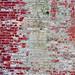 Brick wall, Alcatraz Island