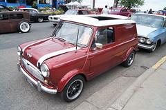 1964 Austin Mini Panel Van