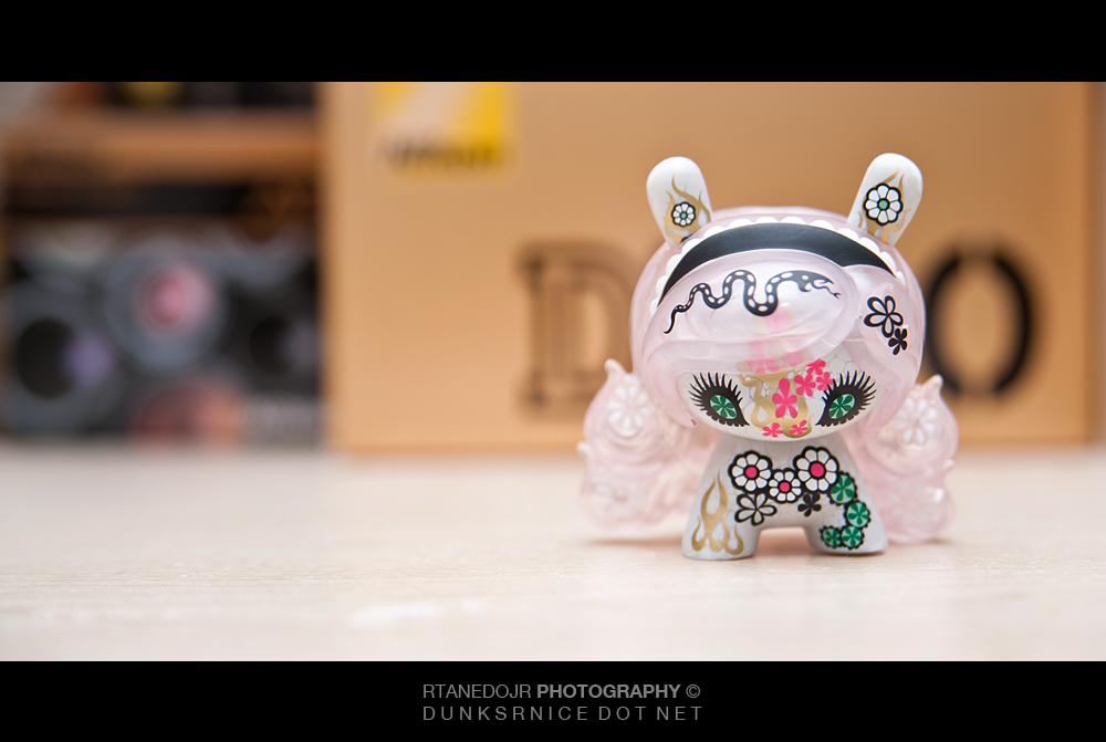 177 of 366 || 2012 Kidrobot Dunny Junko Mizuno.
