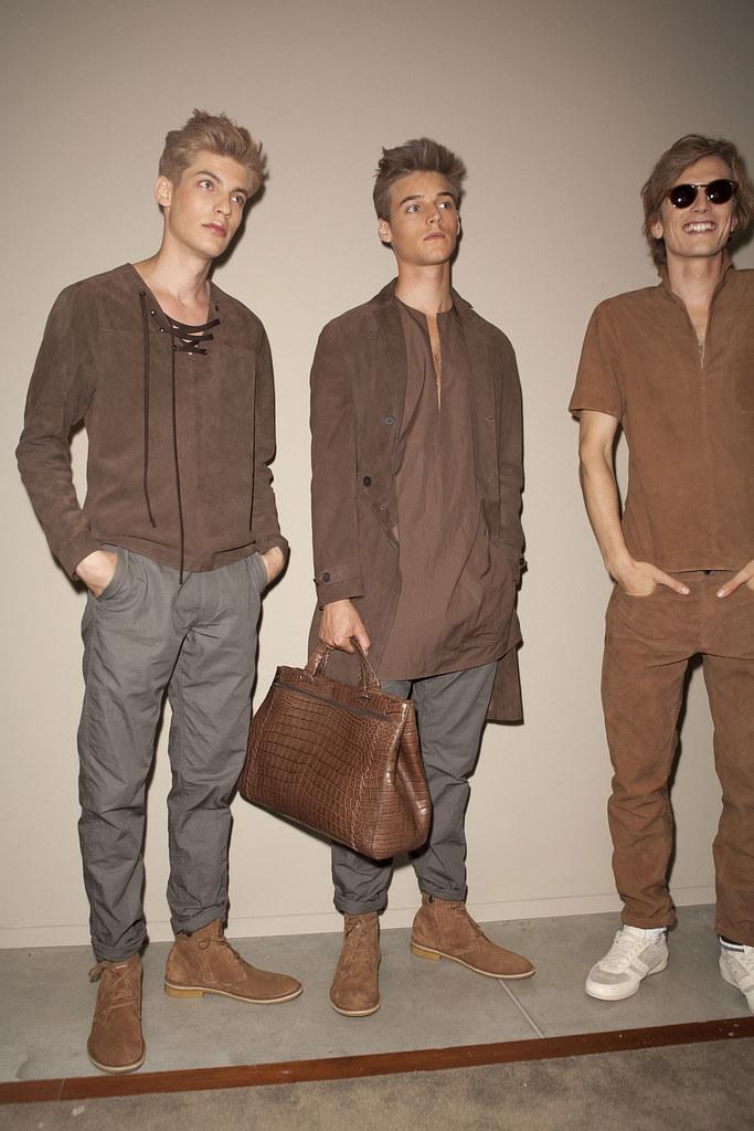 SS13 Milan Bottega Veneta081_Baptiste Radufe,Robbie Wadge,Anthon Wellsjo(fashionising.com)