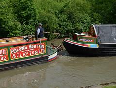 Braunston Historic Boats 2012