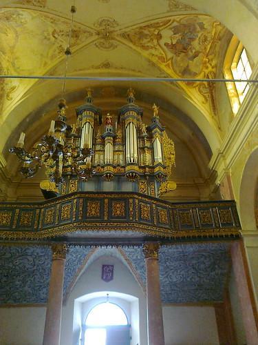 Barokowy Klasztor, Krosno, blisko Arnety - Baroque Monastery, Krosno, near Arnety by xpisto1