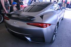 toyota ft-hs(0.0), automobile(1.0), automotive exterior(1.0), wheel(1.0), vehicle(1.0), automotive design(1.0), bumper(1.0), infiniti(1.0), land vehicle(1.0), luxury vehicle(1.0), coupã©(1.0), supercar(1.0), sports car(1.0),