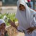 Student girls in Batavia neighborood in Jakarta - Java, Indonesia - Version 2 by Alex_Saurel