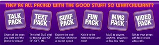 Whatchuwant is What You Get - Celcom Package