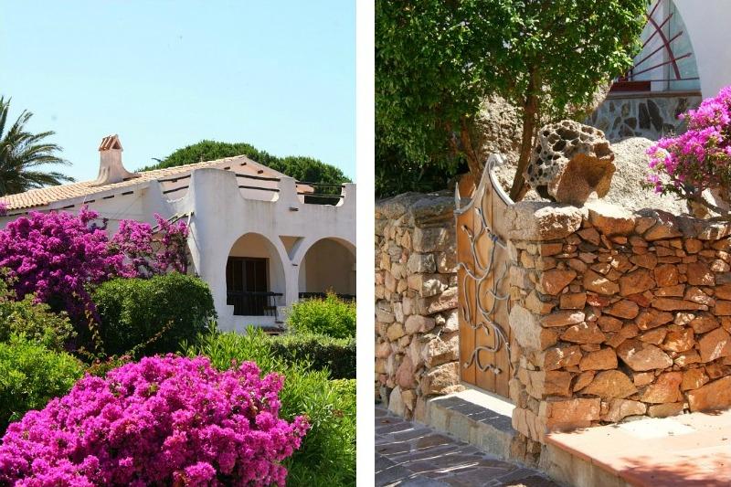 Collage дом и дверца