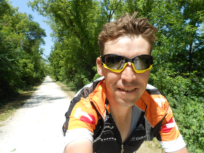 TLR tour USA, Day 30, Sycamore to Chicago