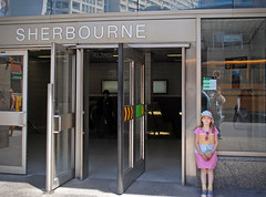 Sherbourne Station by Clover_1