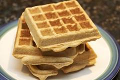 breakfast, belgian waffle, food, dish, waffle,